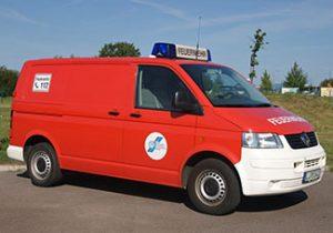 Mehrzweckfahrzeug, MZF, VW T5